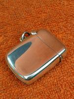 Antique Sterling Silver Hallmarked Vesta Case 1903, Joseph Gloster Ltd (2 of 9)