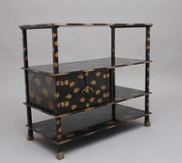 19th Century Japanese Lacquered Cabinet (9 of 12)