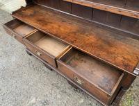 Georgian Oak Dog Kennel Dresser (14 of 27)