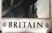 9 Original  Photogravure Printed Travel Posters from the Series 'Britain' by the Travel Association (12 of 18)