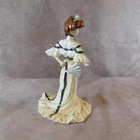"Coalport ""Alexandra at The Ball"" Limited Edition  Figurine (3 of 6)"