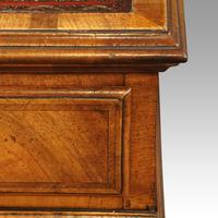 Walnut Pedestal Desk by Waring and Gillow (13 of 18)