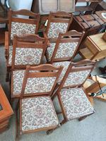 Set of 6 Old Charm Chairs (3 of 3)