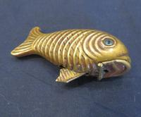 Fish Shaped Vesta Case Go To Bed (2 of 4)