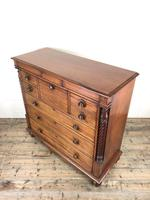 Large Victorian Mahogany Chest of Drawers (15 of 16)