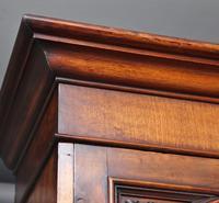 Early 19th Century Pollard Oak Bookcase (9 of 13)