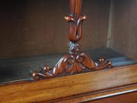 Antique George IV Mahogany Breakfront Library Bookcase (7 of 14)