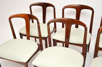 Set of 8 Danish Rosewood Julianne Dining Chairs by Johannes Andersen (11 of 11)
