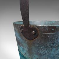 Antique Decorative Jam Pan, English, Brass, Planter, Jardiniere, Victorian, 1900 (9 of 12)