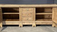 Large French Bleached Oak French Sideboard (20 of 24)