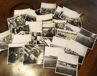 Huge Collection of 162 Original  1930's & 40's Grand  Prix  Racing Photographs (7 of 11)