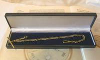 Antique Pocket Watch Chain 1890s Victorian Brass Albert With Swivel T Bar (10 of 10)