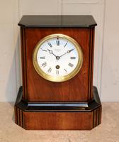 Walnut Timepiece Mantel Clock (2 of 14)