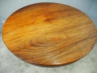 George III Mahogany Breakfast Table, likely by W. Trotter (5 of 10)