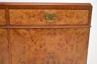 Antique Burr Walnut Two Door Cabinet (5 of 8)