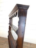 Antique Oak Dresser Top (6 of 8)