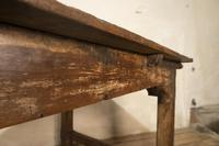 Exceptional 18th Century & Later French Provincial Farmhouse Table (10 of 13)