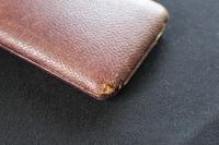 Early 20th Century Ulysse Nardin Leather Pocket Watch Box (7 of 7)