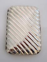Victorian Silver Cigar Case with Spiral Form Body (7 of 7)