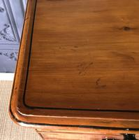 Victorian Original Painted Pine Chest of Drawers (14 of 14)