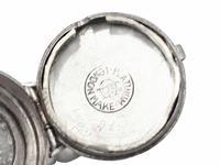 4.82ct Diamond Admina Cocktail Watch in Platinum - Art Deco - Vintage c.1940 (10 of 15)
