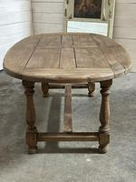 Super Rustic French Oval Farmhouse Dining Table (13 of 36)