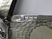 Unusual Edwardian Silver Vesta (5 of 5)