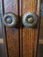 Wood Bros Old Charm Oak Dresser Tudor Brown (7 of 11)