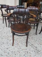 Set of  Eight Antique Bentwood Armchairs (2 of 4)