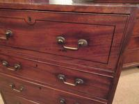 Small George III Period Military Secretaire Chest (8 of 9)