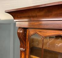 William IV Mahogany Breakfront Bookcase (5 of 15)