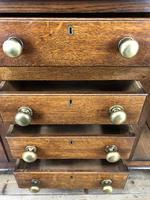 19th Century Antique Oak Dresser (5 of 10)