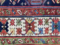Antique Kurdish Kelleh 3.45m x 1.58m (9 of 12)