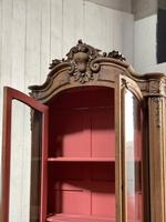 Exceptional Rare Pair of French Bookcases or Cabinets (15 of 37)