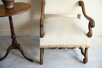 French Walnut Open Armchair (12 of 12)