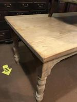 Very Good Late Victorian Antique Pine Table (3 of 14)