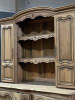 French Bleached Oak Farmhouse Kitchen Dresser (10 of 26)