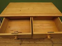 Antique Victorian Pine Chest of Drawers, Adaptable Sink Unit (14 of 15)