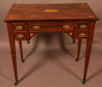 Quality Ladies Desk in Rosewood