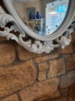 Large French Rococo Mirror (3 of 4)