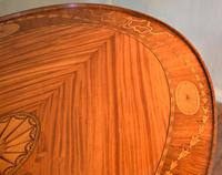 Dutch Neoclassical Satinwood Centre Table (10 of 13)