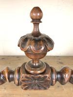 Antique Carved Oak Table (5 of 10)