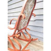 20th Century Bentwood Rocking Chair (4 of 10)