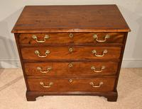 Excellent George III Mahogany Chest of Drawers (5 of 9)