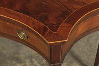 Mahogany Serpentine Shaped Serving Table (8 of 18)