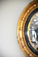 Regency Style Convex Wall Mirror (10 of 11)