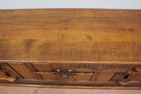 Antique Oak Sideboard Dresser Base Server (9 of 11)