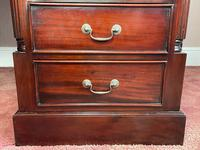 Large Georgian Style Double Sided Partners Desk (51 of 51)