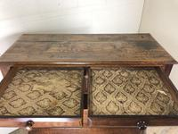 Antique Welsh Oak & Mahogany Chest of Drawers (6 of 15)