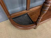 Large Victorian Walnut Hall Stand by James Shoolbred and Co. (17 of 17)